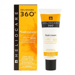 HELIOCARE 360º FLUID CREAM SPF 50+ SUNSCREEN, 50 МЛ