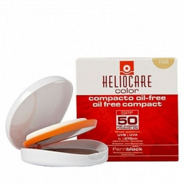 HELIOCARE COLOR COMPACT OIL-FREE SPF 50 FAIR, 10 ГР