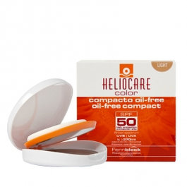 HELIOCARE COLOR COMPACT OIL-FREE SPF 50 LIGHT, 10 ГР