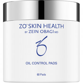 ZO Medical Cebatrol Oil Control Pads, 60 ШТ/75 МЛ